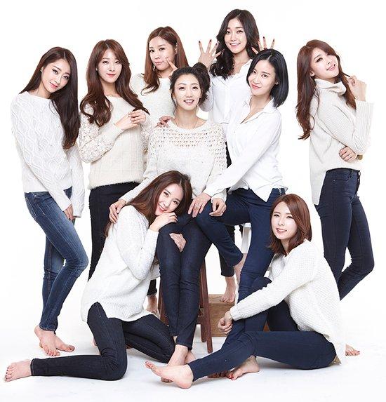 Nine Muses' Lee Sam & Eunji To Leave The Group