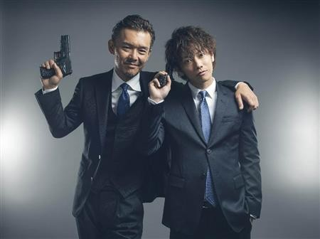 Takeru Sato To Play As A Detective In New Fuji TV Drama