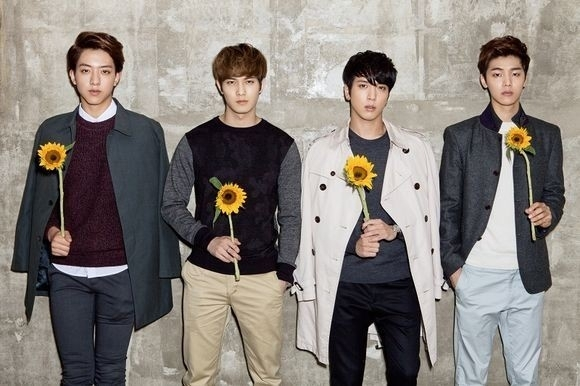 CNBlue To Release Fifth Mini Album