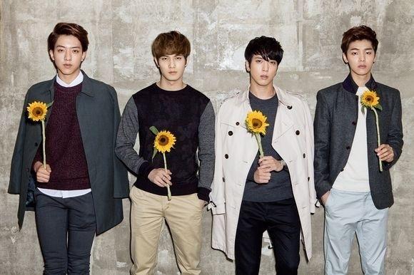 [Kpop] CNBLUE To Release Fifth Mini Album