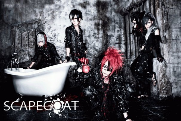 [Jpop] SCAPEGOAT will Release New Single in April
