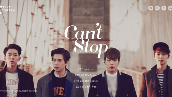 CNBLUE's Comeback Teaser Image Released