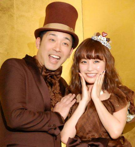 [Jpop] Ai Takahashi & Koji Abe Attend Press Conference Regarding Their Marriage