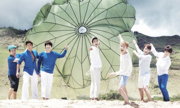 Super Junior To Discuss Hallyu Wave With South Korean Government