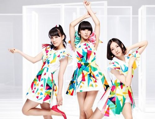 "Perfume Revealed Jacket For Its Upcoming Live DVD ""Perfume 4th Tour in DOME (LEVEL3)"""