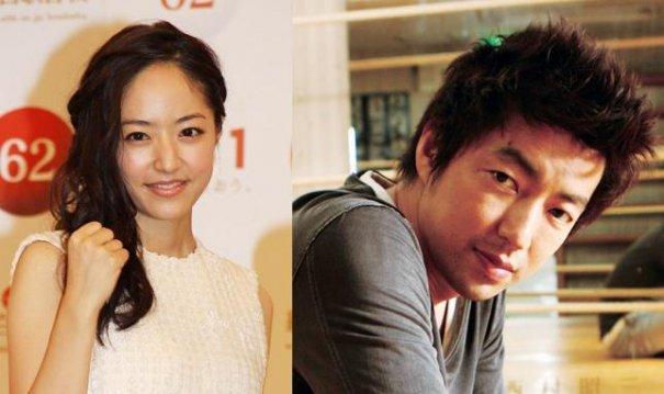 "Takao Osawa Co-Stars With Mao Inoue In ""Hana Moyu"""