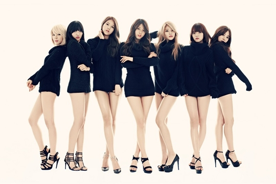 "AOA Ends ""Miniskirt"" Promotions With Video Message"