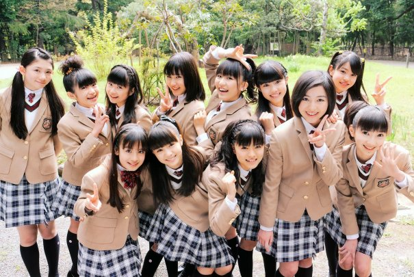 Track List & Jacket Covers For Sakura Gakuin's Latest Album Revealed