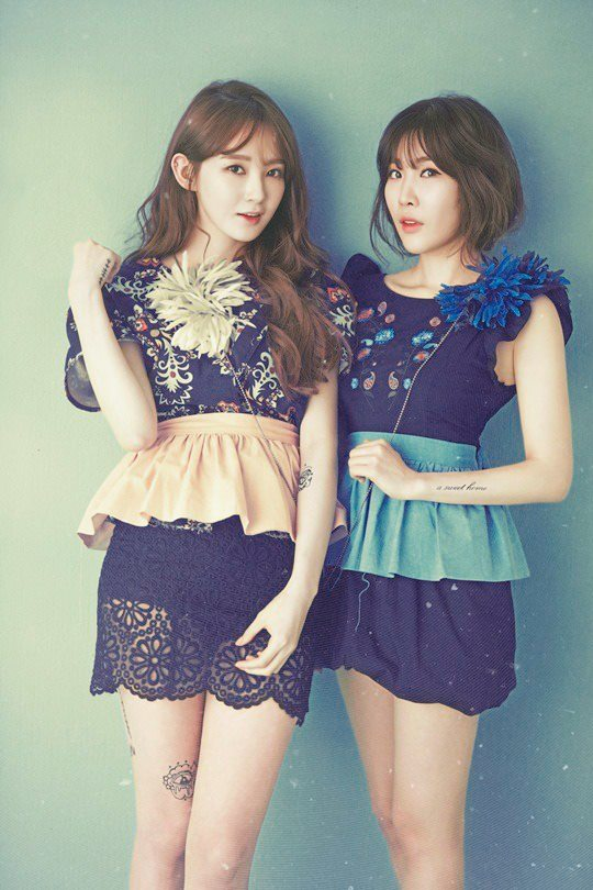 [Kpop] Davichi Planning May Album Despite Expired Contract With Core Contents Media