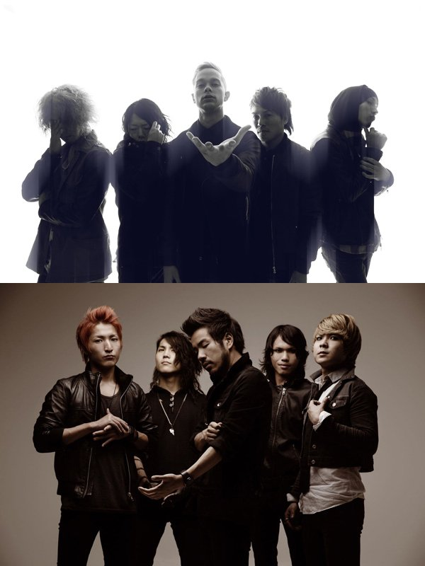 "[Jrock] coldrain And Crossfaith To Perform At ""Rock Am Ring"" And ""Rock Im Park"""