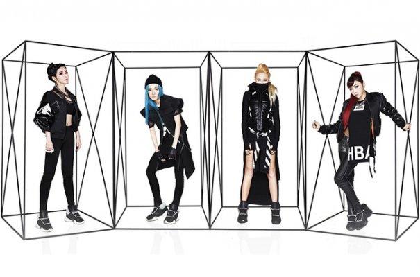 2NE1 Sets Billboard Record For Highest Charting & Best Selling K-Pop Album