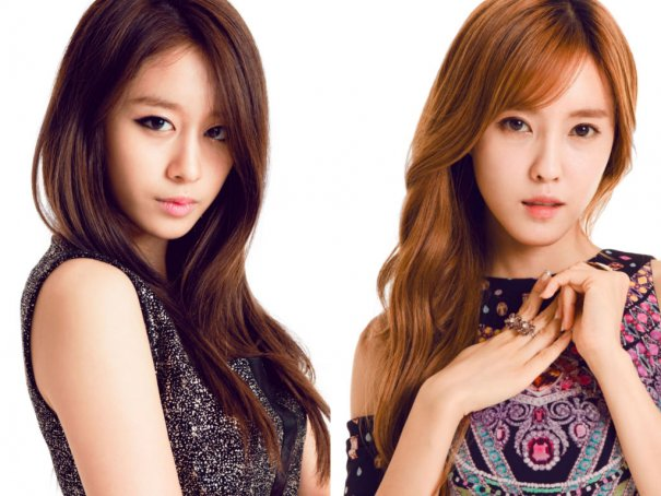 T-ara's Hyomin & Jiyeon To Make Solo Debut In April