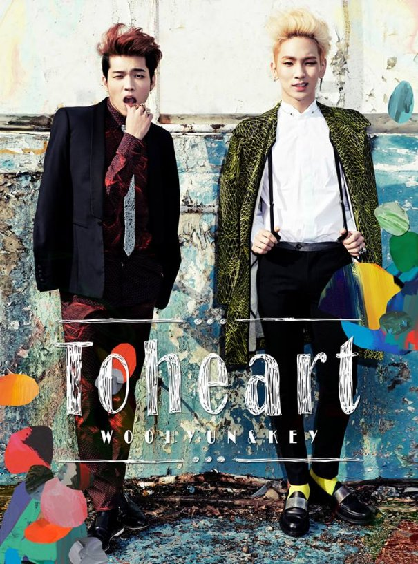 [Kpop] Collaboration duo 'Toheart' Released New MV 'Delicious'
