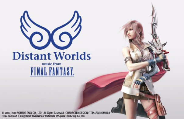 """Announcing """"Distance Worlds: music from FINAL FANTASY"""" World Tour"""