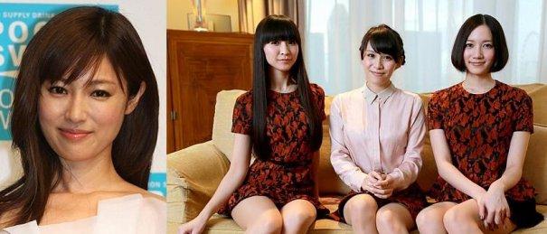 [Jpop] Perfume Chosen To Sing Theme Song For Upcoming NHK Drama Starring Kyoko Fukada