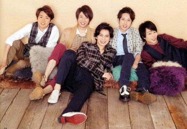 Arashi To Sing Theme Song For Kazunari Ninomiya's Starring Drama