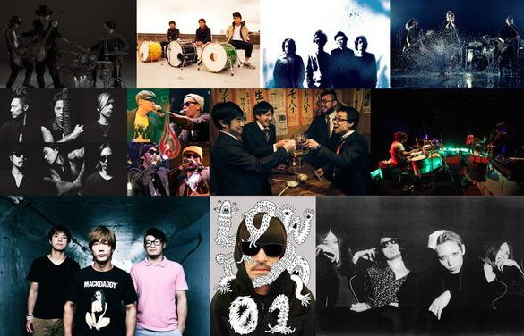 Japanese Bands Celebrate BACK DROP BOMB's 20th Anniversary with Tribute Album