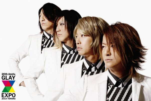 [Jpop] GLAY to Release New Album, Single and DVD This Summer