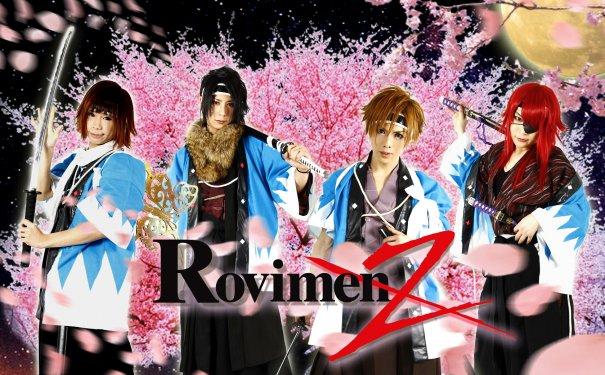 "Members of Bijo♂Men Z and Vocalist of RoViN Form New Band ""Rovimen Z"""