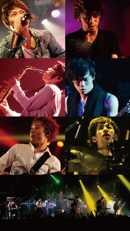 [Jrock] UVERworld Becomes Six-Member Band