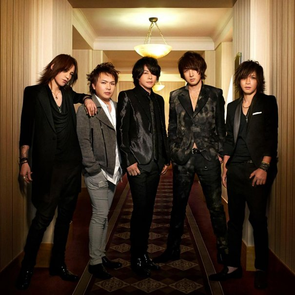 "Luna Sea Announces 25th Anniversary National Tour And Two New Albums ""BEST & LIVE"""