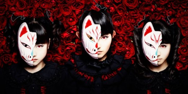 BABYMETAL to Perform at Rock Festival in England