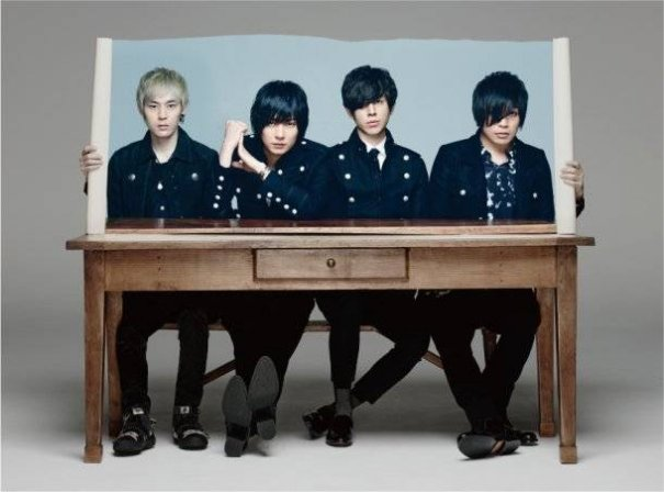 [Jpop] flumpool Reveals The Full Tracklist For Their Upcoming Best-Of Album
