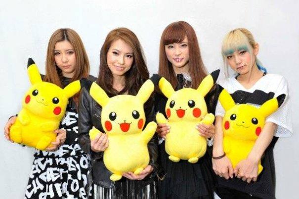 """SCANDAL's Upcoming Song """"Yoake no Ryuuseigun"""" Chosen As OST For Pokémon New Movie"""