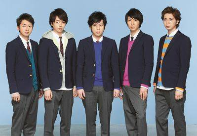 Arashi To Release New Single And New DVD/Blu-ray Next May