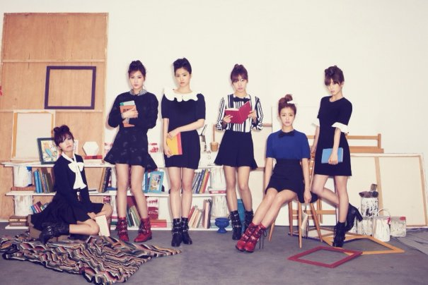 [Kpop] A Pink Discusses Rising Popularity & Love Of Food