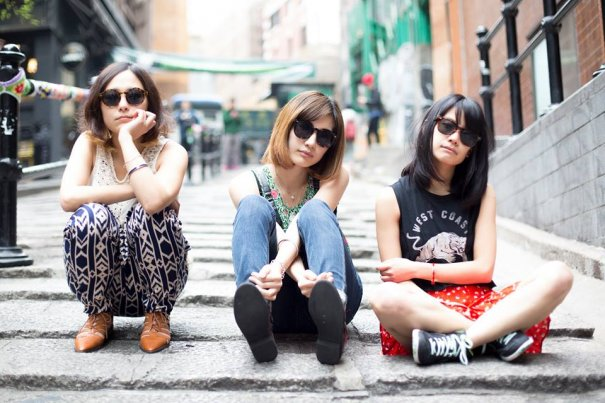 tricot heads to Central Europe for Four Music Festivals