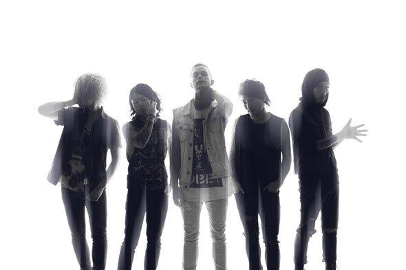 [Jrock] coldrain Joins American Music Label and Announces New Mini Album