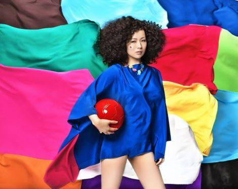 [Jpop] Ringo Sheena To Provide Theme Song To NHK's FIFA World Cup Programs