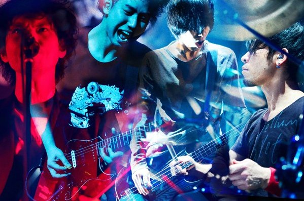 [Jrock] 9mm Parabellum Bullet Launches 10th Anniversary Website