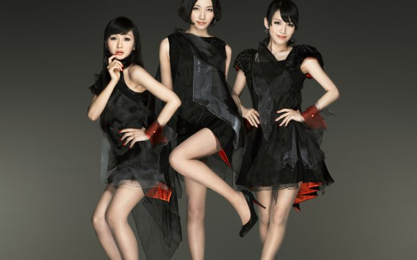Perfume Announce Nationwide Tour