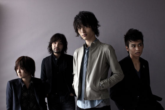 NICO Touches The Walls' Next Cover is chatmonchy's Hana no Yume