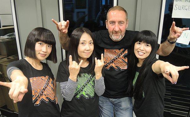 Shonen Knife Kickstarts European Tour with BBC Radio Feature