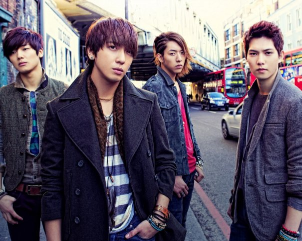 CNBLUE to Release Documentary Movie Blu-Ray/DVD in Japan
