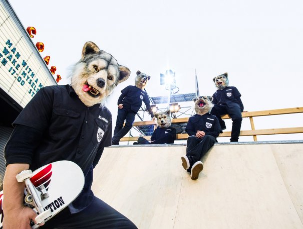 MAN WITH A MISSION Announces Additional Dates for North America Tour