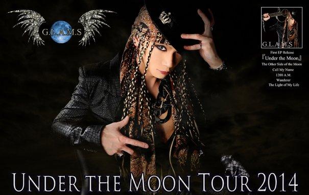 BLACK LINE's Mikaru G.L.A.M.S Up for Solo Project's European Tour