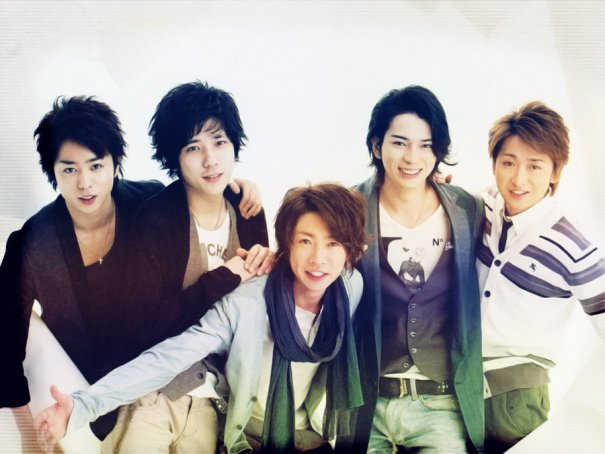 Arashi to Perform in Hawaii in Commemoration of 15th Anniversary