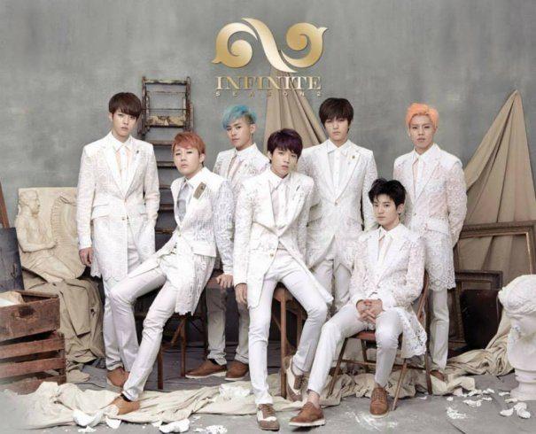 "INFINITE Revealed Concept Image For ""Last Romeo"" Announced Dates For Comeback Show"
