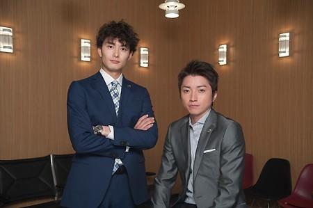 Fujiwara Tatsuya and Okada Masaki to Reprise Roles in ST Drama