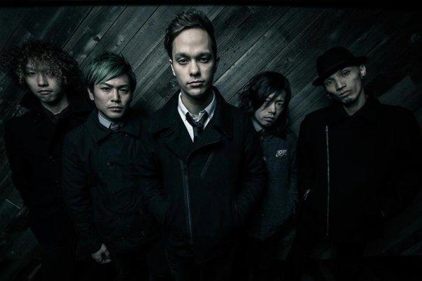 Coldrain Reveals Mini Album Artwork and Track List