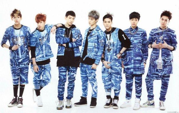 GOT7 To Comeback With New Mini-Album In June