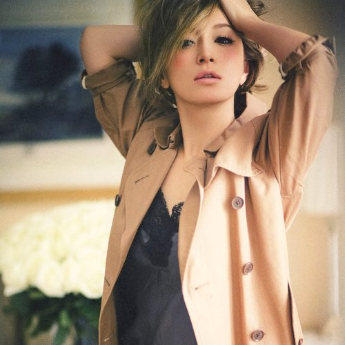 Partial Track List Released For Ayumi Hamasaki's Upcoming Album