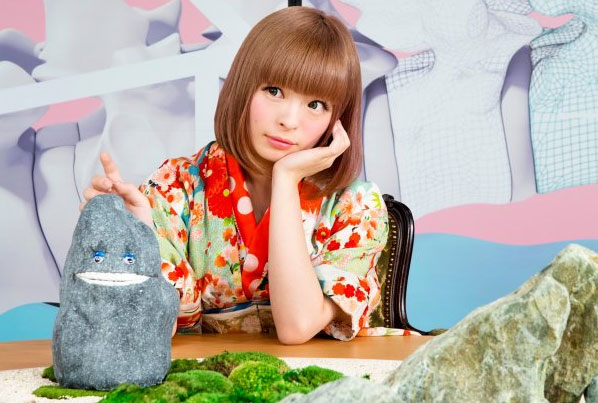 "Watch Kyary Pamyu Pamyu's Talk Show ""Nandacolle TV"" now"