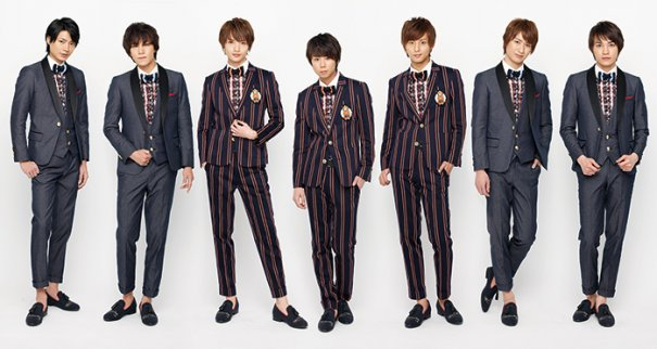 [Jpop] Kis-My-Ft2 Continues Journey with 3rd Album