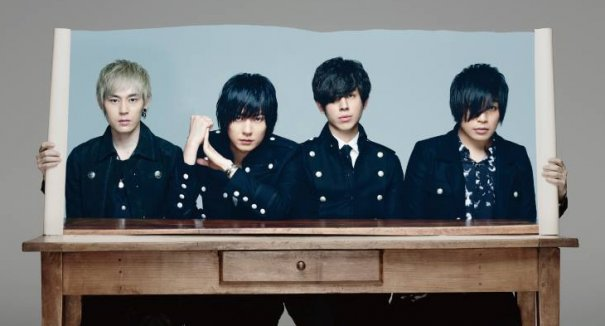 flumpool Starts Movement with First Video Clip Collection