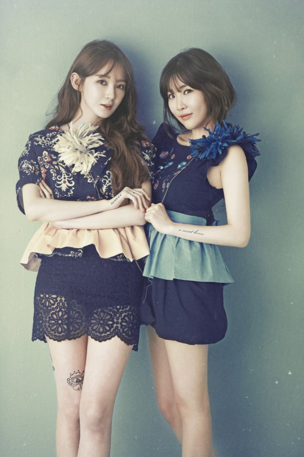 [Kpop] Davichi To Release New Mini Album In June